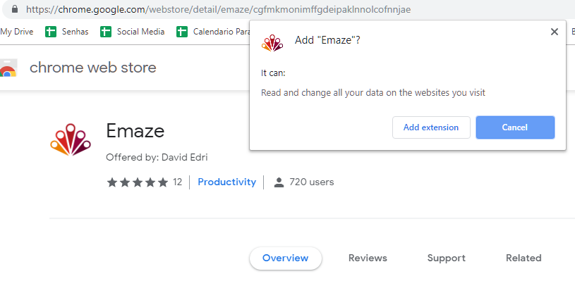 Download Emaze Chrome Extension – emaze Support Center